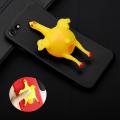 İPhone 6,İPhone 6S 3d Yumurtlayan Tavuk Figürlü Silikon Kılıf
