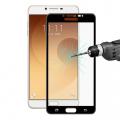 Ally Samsung Galaxy C9 Pro İçin Full Kaplama Kırılmaz Cam Ekran Koruyucu