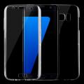 Ally Galaxy S7 360 Koruma Silikon Kılıf