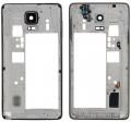 Ally Samsung Galaxy Note 4 İçin Full Orta Kasa Kamera Lens