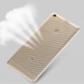 Xiaomi Mi Max 1 Şeffaf Carbon Arka Koruma Bandı