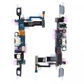Ally SM Galaxy C5 Pro C5010 İçin Şarj Kulaklık Soket Tuş Bord Film