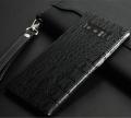 Ally Galaxy Note 8 Crocodile Desenli Arka+yan Kaplma Sticker