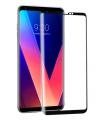 LG V30 V30+ PLUS 3D KAVİSLİ FULL KAPLAMA KIRILMAZ CAM EKRAN KORUYUCU
