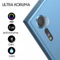 Sony Xperia Xz Kamera Koruma Cam Koruyucu