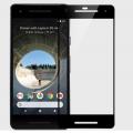 Google Pixel 2 3d Kavisli Full Kaplama Kırılmaz Cam Ekran Koruyucu