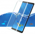 Ally Samsung Galaxy Note 8 İçin Ön Ve Arka 3d Kavisli Darbe Emici Full Ekran Koruyucu
