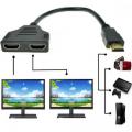 Ally Hdmi Çoğaltıcı Kablo 480p,720p,1080p Destekler