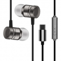 Ally Usb Type-C Çıkışlı Piston Kulaklık Mi6 Htc U11 Kulaklık
