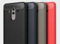 Huawei Mate 10 Pro Litchi Tam Koruma Soft Silikon Kılıf