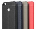 Xiaomi Redmi Note 5a 5a Pro Litchi Tam Koruma Soft Silikon Kılıf
