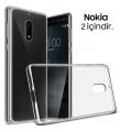 Nokia 2 Ultra Slim Şeffaf Soft Silikon Kılıf