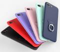 İphone 7plus,8 Plus Premium Fit Darbe Emici Yüzüklü Silikon Kılıf
