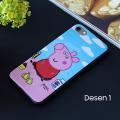 İPhone 6,İPhone 6S 3d Figürlü Premium Silikon Kılıf