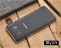 Ally Galaxy S8 Plus Deri Görünümlü Arka Kaplama Sticker