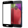 Motorola Moto E4 Full Kaplama Kırılmaz Cam Ekran Koruyucu