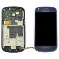 Ally Samsung Galaxy S3 Mini İ8190 İçin (aaa Kalite) Ekran Dokunmatik Çıtalı