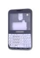 Ally Samsung Galaxy Pro B7510 İçin Kasa-kapak Tuş Beyaz