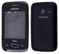 Ally Samsung Galaxy Y Duos S6102 İçin Kasa-kapak Ve Tuş