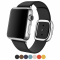 ALLY APPLE WATCH İÇİN 42MM 1,2,3 DERİ KORDON KAYIŞ MODERN TOKA