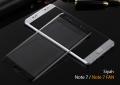 Ally Samsung Galaxy Note7 Note Fan N935 İçin Curve Tam Govde Cam Ekran Koruyucu