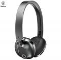 Baseus D01 Wireless Bluetooth  Kablosuz+kablolu Kulaklık