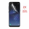 Gor Galaxy S8 3d Kavisli Darbe Emici Full Ekran Koruyucu 2 Adet Set