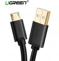 UGREEN MİCRO USB 1 METRE HIZLI ŞARJ USB DATA KABLOSU