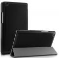 Lenovo Tab 2 A8-50 Tab 3 8.0 Gizli Mıknatıslı Standlı Ultra İnce Deri Kılıf
