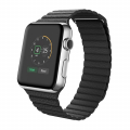 ALLY APPLE WATCH İÇİN 42MM  1,2,3 DERİ LOOP KAYIŞ, KORDON
