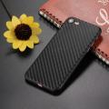 İPhone 7-İPhone 8-İPhone SE 2020 Kılıf Carbon Fiber Dokulu Yumuşak Silikon Kılıf