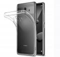 Huawei Mate 10 Soft Şeffaf Ultra Slim Fit Silikon Kılıf