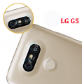 Lg G5 Yüksek Çözünürlüklü Kamera Lens Koruma Camı