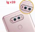 LG V20 YÜKSEK ÇÖZÜNÜRLÜKLÜ KAMERA LENS KORUMA CAMI