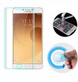 Ally Samsung Galaxy C7 Pro İçin 3d Nano Tpu Şeffaf Ekran Koruyucu