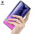 Baseus Samsung Galaxy S9+ Plus İçin 3d Kavisli Full Kaplama Kırılmaz Cam Ekran Koruyucu