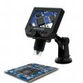Ally 1-600X 3.6mp Dijital Mikroskop 4.3inch Hd Lcd Gostergeli