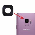 Ally Samsung Galaxy S9 İçin Kamera Lens Kapak Cam