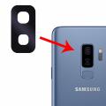 Ally Samsung Galaxy S9+ Plus İçin Kamera Lens Kapak Cam