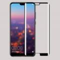 Huawei P20 Pro 3d Full Kaplama Kırılmaz Cam Ekran Koruyucu