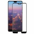 Huawei P20 3d Full Kaplama Kırılmaz Cam Ekran Koruyucu