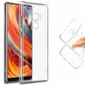 Xiaomi Mi Mix 2 Soft Şeffaf Ultra Slim Fit Silikon Kılıf Şeffaf