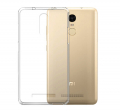 Xiaomi Redmi Note 3 Soft Ultra Slim Fit Silikon Kılıf Şeffaf