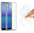 Huawei P20 Soft Şeffaf Ultra Slim Fit Silikon Kılıf