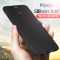Meizu M6 Note Ultra Slim Fit Soft Premium Silikon Kılıf