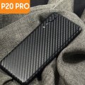 Ally Huawei P20 Pro Arka Karbon Fiber Kaplama Sticker