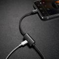 Baseus İphone 7-8- 7-8 X Plus Lightning Kulaklık +şarj Usb Kablosu