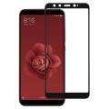 Xiaomi Mi A2 6x Full Kaplama Krılmaz Cam Ekran Koruyucu