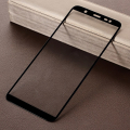 Ally Samsung Galaxy J8 2018 İçin Full Kaplama Kırılmaz Cam Ekran Koruyucu