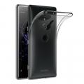 Sony Xperia Xz2 Soft Şeffaf Ultra Slim Fit Silikon Kılıf